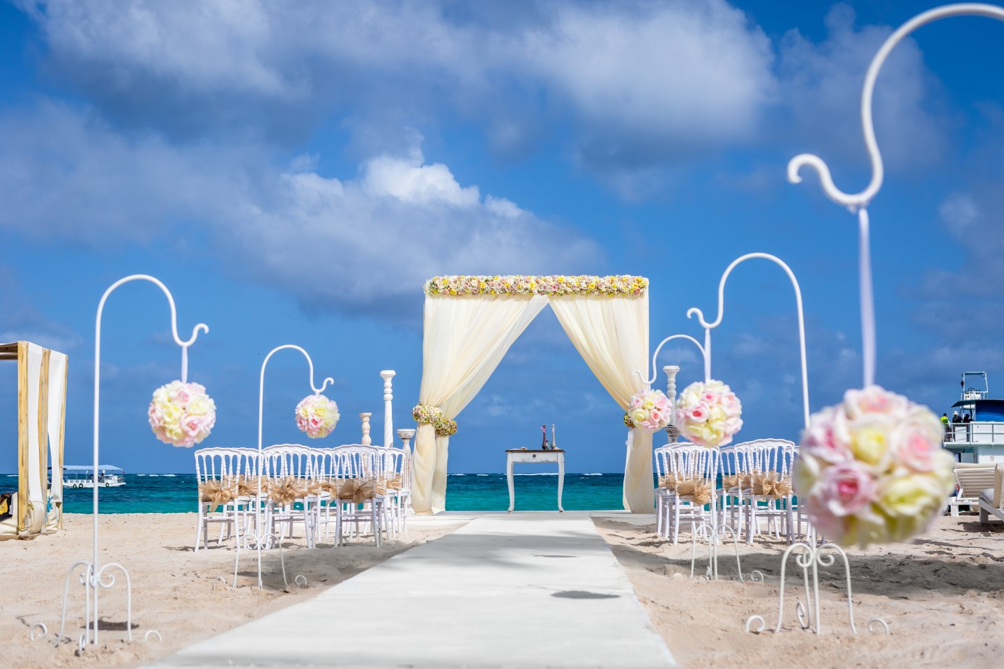 Wedding on the beach - For More Information Write To Us At Info Weddingdominican Com Call Us At 1 829 805 2170